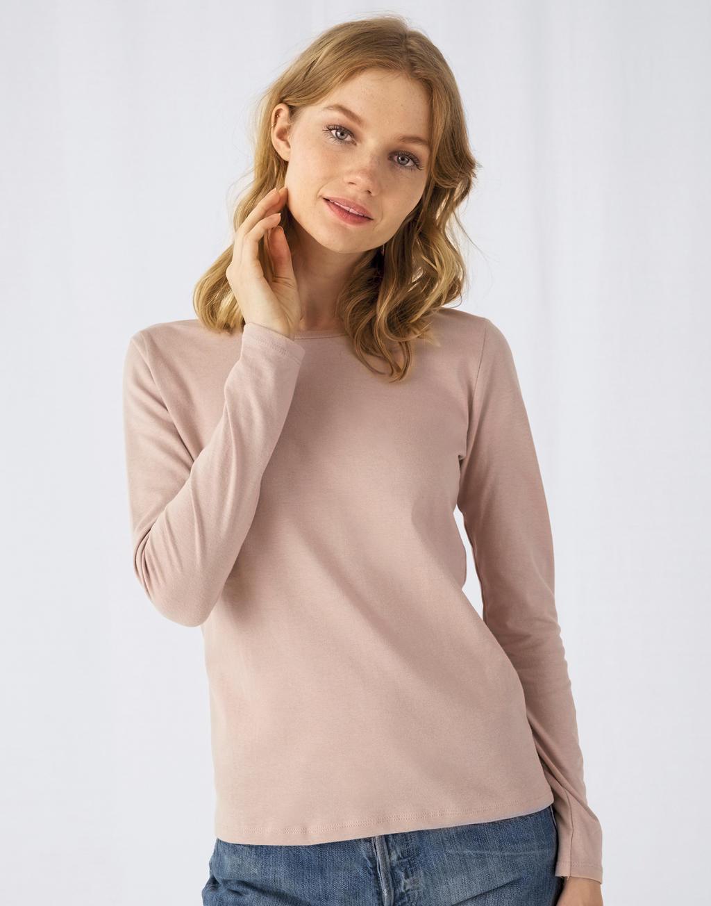 Koszulka damska Longsleeve długi rękaw